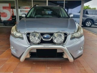 2012 Subaru XV MY13 2.0I-L Silver Continuous Variable Wagon