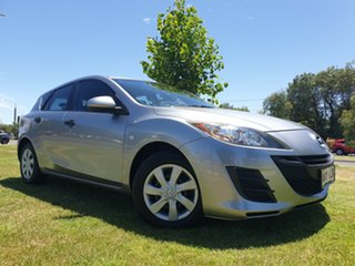 2010 Mazda 3 BL10F1 Neo Activematic Aluminium 5 Speed Sports Automatic Hatchback.