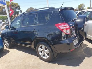 2010 Toyota RAV4 ACA33R MY09 Cruiser L Black 4 Speed Automatic Wagon