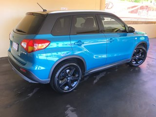 2016 Suzuki Vitara LY GL+ Blue 6 Speed Automatic Wagon.