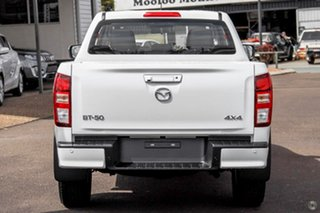 2020 Mazda BT-50 TFS40J XT White 6 Speed Sports Automatic Utility.