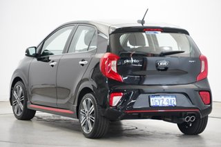 2020 Kia Picanto JA MY20 GT Black 5 Speed Manual Hatchback
