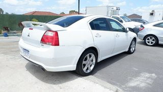 2006 Mitsubishi 380 DB Series 2 SX White 5 Speed Sports Automatic Sedan