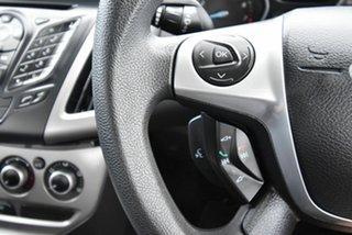 2012 Ford Focus LW MkII Trend PwrShift Silver 6 Speed Sports Automatic Dual Clutch Sedan