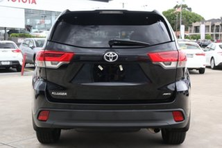 2019 Toyota Kluger GSU55R GXL AWD Eclipse Black 8 Speed Automatic Wagon