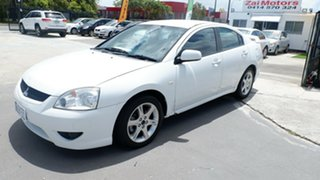 2006 Mitsubishi 380 DB Series 2 SX White 5 Speed Sports Automatic Sedan.