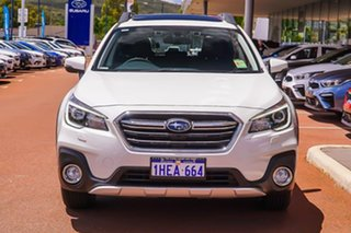 2020 Subaru Outback 5GEN 2.5I Premium White Constant Variable SUV.