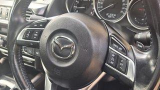 2016 Mazda 6 GJ1032 GT SKYACTIV-Drive 6 Speed Sports Automatic Sedan