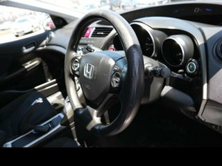 2013 Honda Civic FK MY13 VTi-S Silver 5 Speed Automatic Hatchback