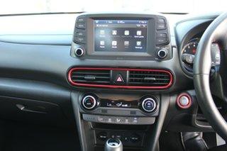 2018 Hyundai Kona OS MY18 Highlander 2WD Red 6 Speed Sports Automatic Wagon