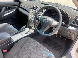 2009 Toyota Camry ACV40R 07 Upgrade Altise White 5 Speed Automatic Sedan