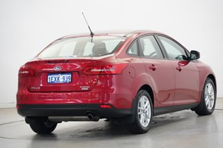 2015 Ford Focus LZ Trend Red 6 Speed Automatic Sedan