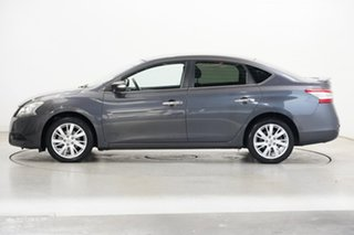 2012 Nissan Pulsar B17 TI Grey 1 Speed Constant Variable Sedan.