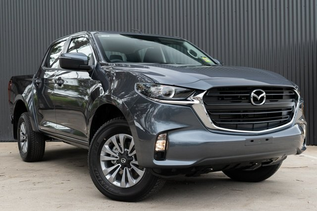 New Mazda BT-50 Mornington, 2020 Mazda BT-50 BT-50 B 6MAN 3.0L DUAL CAB PICKUP XT 4X4 Rock Grey Crewcab