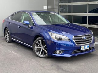 2015 Subaru Liberty B6 MY15 3.6R CVT AWD Blue 6 Speed Constant Variable Sedan.
