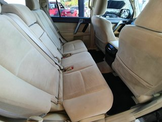 2014 Toyota Landcruiser Prado GXL Bronze 5 Speed Automatic Wagon