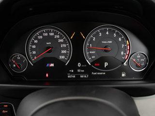 2017 BMW M3 F80 LCI MY17 Competition Black 7 Speed Auto Dual Clutch Sedan