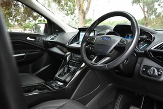 2017 Ford Escape ZG Titanium Red 6 Speed Sports Automatic SUV
