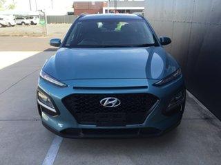 2018 Hyundai Kona OS.2 MY19 Active 2WD Green 6 Speed Sports Automatic Wagon.