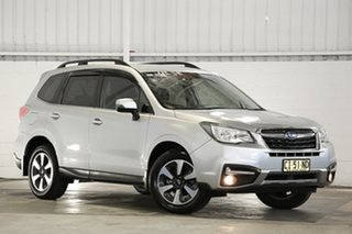 2016 Subaru Forester S4 MY16 2.5i-S CVT AWD Silver 6 Speed Constant Variable Wagon.