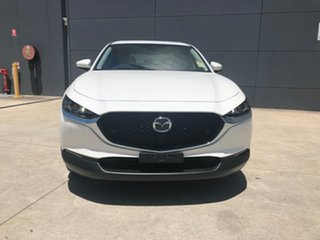 2020 Mazda CX-30 DM2WLA 100th Anniversary SKYACTIV-Drive Snowflake White 6 Speed Sports Automatic.