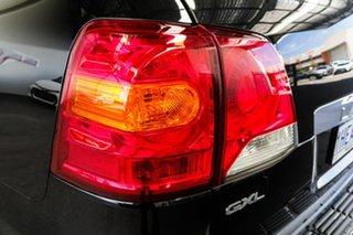 2015 Toyota Landcruiser VDJ200R MY13 GXL (4x4) Ebony 6 Speed Automatic Wagon