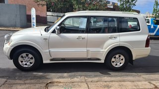 2004 Mitsubishi Pajero NP MY04 GLS 21ST Anniversary 5 Speed Sports Automatic Wagon