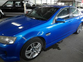 2009 Holden Commodore VE MY09.5 SV6 Blue 6 Speed Manual Sedan