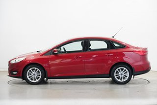 2015 Ford Focus LZ Trend Red 6 Speed Automatic Sedan.