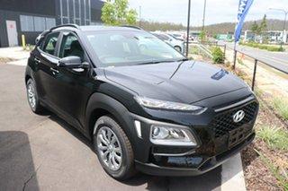 2020 Hyundai Kona OS.3 MY20 Go 2WD Phantom Black 6 Speed Sports Automatic Wagon.
