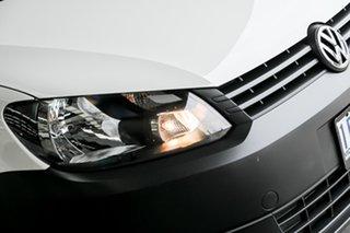 2014 Volkswagen Caddy 2KN MY14 TDI250 BlueMOTION Maxi DSG White 7 Speed Sports Automatic Dual Clutch.