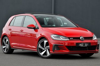 2017 Volkswagen Golf 7.5 MY17 GTI DSG Red 6 Speed Sports Automatic Dual Clutch Hatchback.