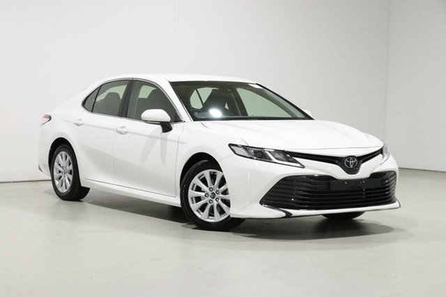 Used Toyota Camry ASV70R MY19 Ascent Bentley, 2019 Toyota Camry ASV70R MY19 Ascent White 6 Speed Automatic Sedan