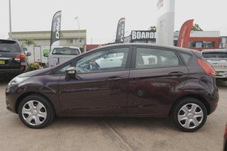 2009 Ford Fiesta WS CL Purple 5 Speed Manual Hatchback
