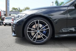 2020 BMW 330i F30 LCI M Sport Black Sapphire 8 Speed Auto Steptronic Sport Sedan.
