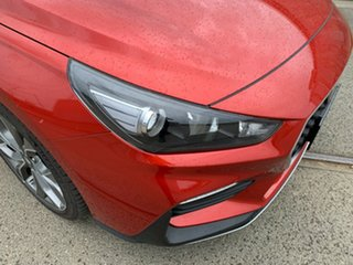 2019 Hyundai i30 PD.3 MY20 N Line D-CT Red 7 Speed Sports Automatic Dual Clutch Hatchback