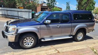2008 Mazda BT-50 UNY0E4 SDX Freestyle 5 Speed Manual Utility
