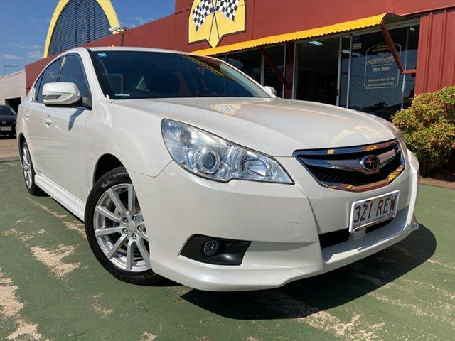 Used Subaru Liberty B5 MY10 2.5i Sports Lineartronic AWD Toowoomba, 2010 Subaru Liberty B5 MY10 2.5i Sports Lineartronic AWD 6 Speed Constant Variable Sedan