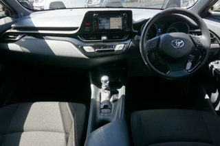 2017 Toyota C-HR NGX10R S-CVT 2WD Red 7 Speed Constant Variable Wagon