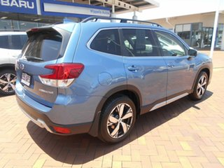 2020 Subaru Forester S5 MY21 2.5i-S CVT AWD Horizon Blue 7 Speed Constant Variable Wagon