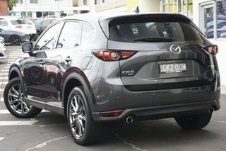 1020 Mazda CX-5 AKERA Akera SKYACTIV-Drive i-ACTIV AWD Grey 6 Speed Automatic Wagon.