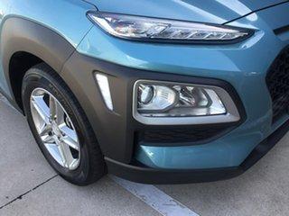 2018 Hyundai Kona OS.2 MY19 Active 2WD Green 6 Speed Sports Automatic Wagon