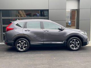 2018 Honda CR-V RW MY18 VTi-S 4WD Grey 1 Speed Constant Variable Wagon.