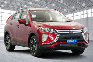 2020 Mitsubishi Eclipse Cross YA MY20 ES 2WD Red Diamond 8 Speed Constant Variable Wagon