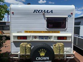 2006 Roma Elegance Caravan