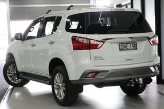 2017 Isuzu MU-X UC MY17 LS-U (4x2) Splash White 6 Speed Auto Sequential Wagon.