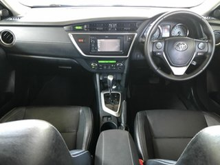 2013 Toyota Corolla ZRE182R Levin S-CVT ZR Silver 7 Speed Constant Variable Hatchback