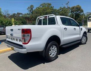 2020 Ford Ranger XLS Arctic White Sports Automatic Dual Cab Utility