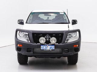 2015 Toyota Landcruiser Prado GDJ150R MY16 GX (4x4) White 6 Speed Manual Wagon.