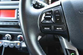 2015 Kia Rio UB MY15 S-Premium Blue 6 Speed Manual Hatchback
